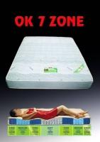 Nệm O.K 7 Zone - Lò Xo Túi 7 Vùng | Đặt Hàng Online Giảm Ngay 20% + Tặng Gối
