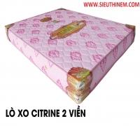NỆM LÒ XO CITRINE | ĐẶT HÀNG ONLINE GIẢM NGAY 40%