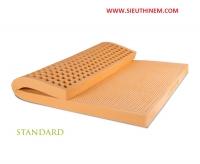 Nệm Cao Su Vạn Thành - Standard | Đặt Hàng Online Giảm Ngay 18% + Tặng Drap, Gối, Bảo Vệ Nệm