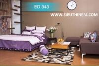 BỘ DRAP PHỦ EDENA - ED343