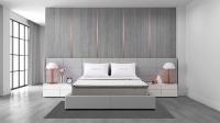 Nệm Lò Xo Túi Liên Á - Cocoon Grey Luxe | Đặt Hàng Online Giảm Ngay 20% + Quà Tặng